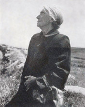 Frank O'Connor's mother, Minnie
